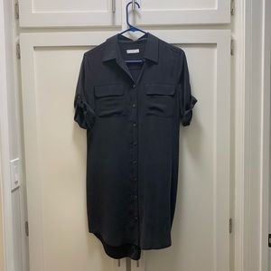 Equipment Slim Signature Button Down Dress